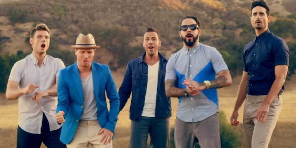 Backstreet Boys In A World Like This music video