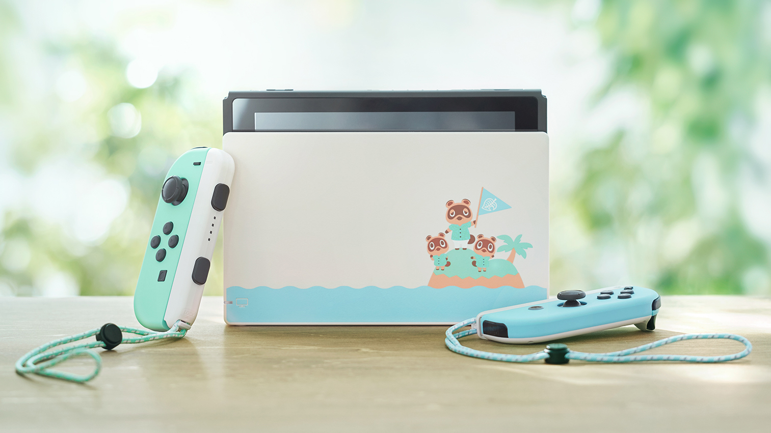 This Animal Crossing Switch Console Is Probably The Cutest Design