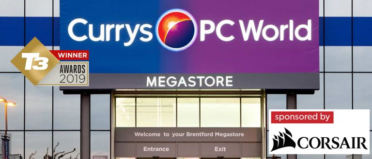 T3 Awards 2019 Currys PC World wins best retailer