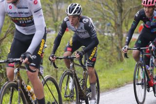 Giro dItalia 2021 104th Edition 4th stage Piacenza Sestola 187 km 11052021 George Bennett NZL Jumbo Visma photo Luca BettiniBettiniPhoto2021
