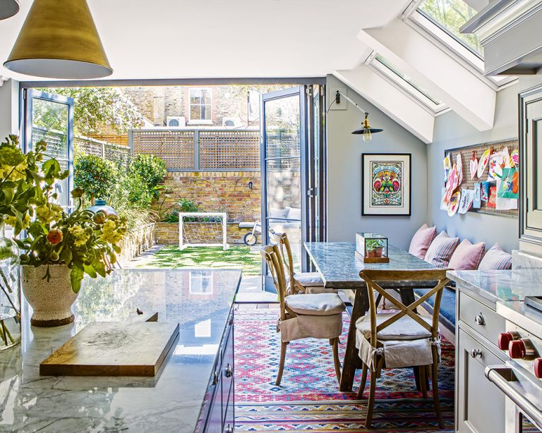 Small Dining Room Ideas Make The Most Of A Compact Dining Area Homes Gardens