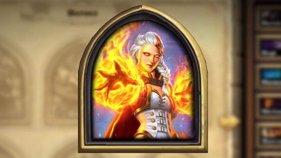 Here are Hearthstone's new 1000-win class portraits