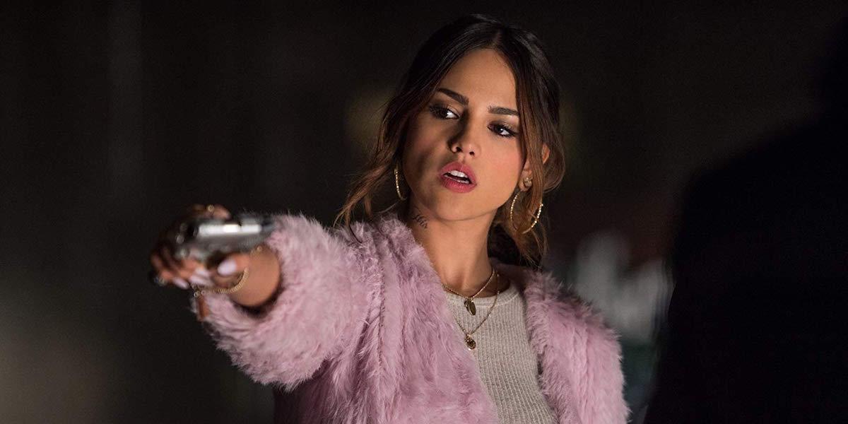 Eiza Gonzalez in Baby Driver