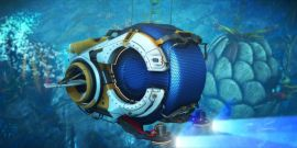 No Man's Sky's New Update Takes You Out Of The Sky