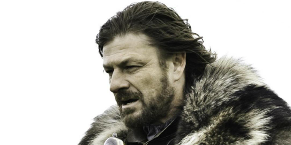 Game of Thrones Ned Stark Sean Bean HBO