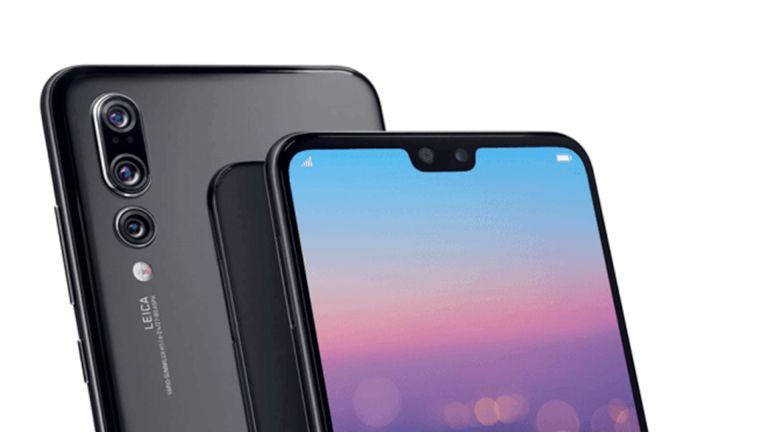 Huawei P30 or Mate 5G smartphones