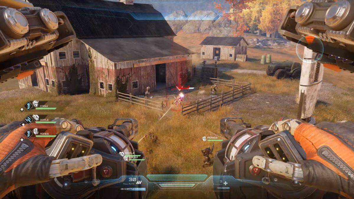 Disintegration Gamescom trailer features 12 minutes of frenetic multiplayer