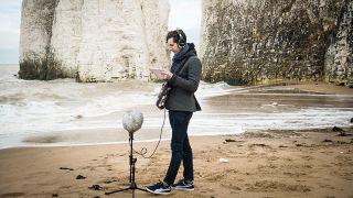 Found sound beach