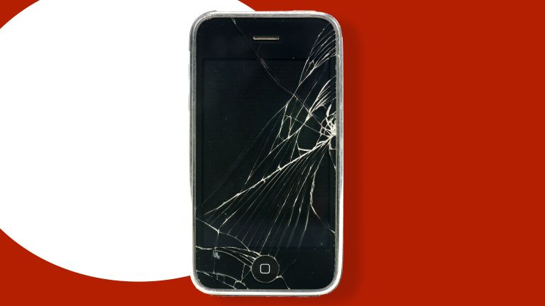 Carphone Warehouse Smashed Screen Replacement