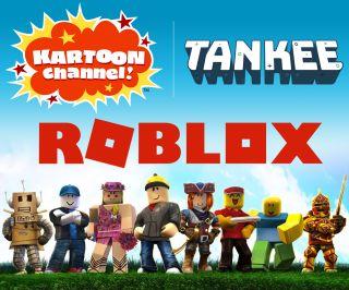 Genius Brands Roblox Kartoon Channel!