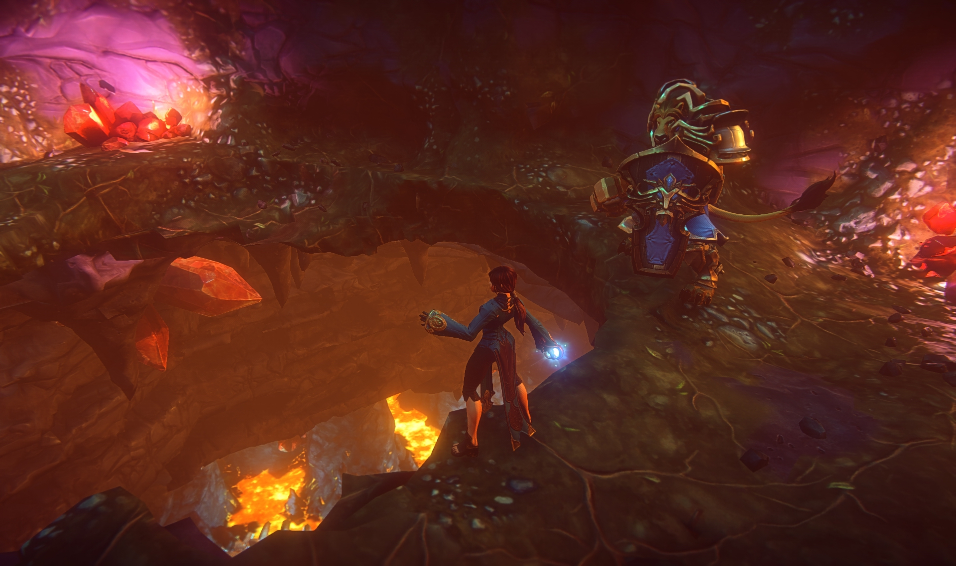 EverQuest Next: Free-To-Play, Destructible Environments, User-Made Content #28217