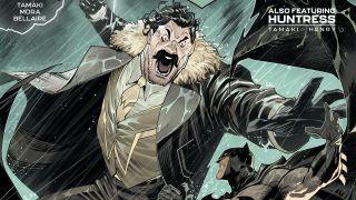 Detective Comics #1035 cover