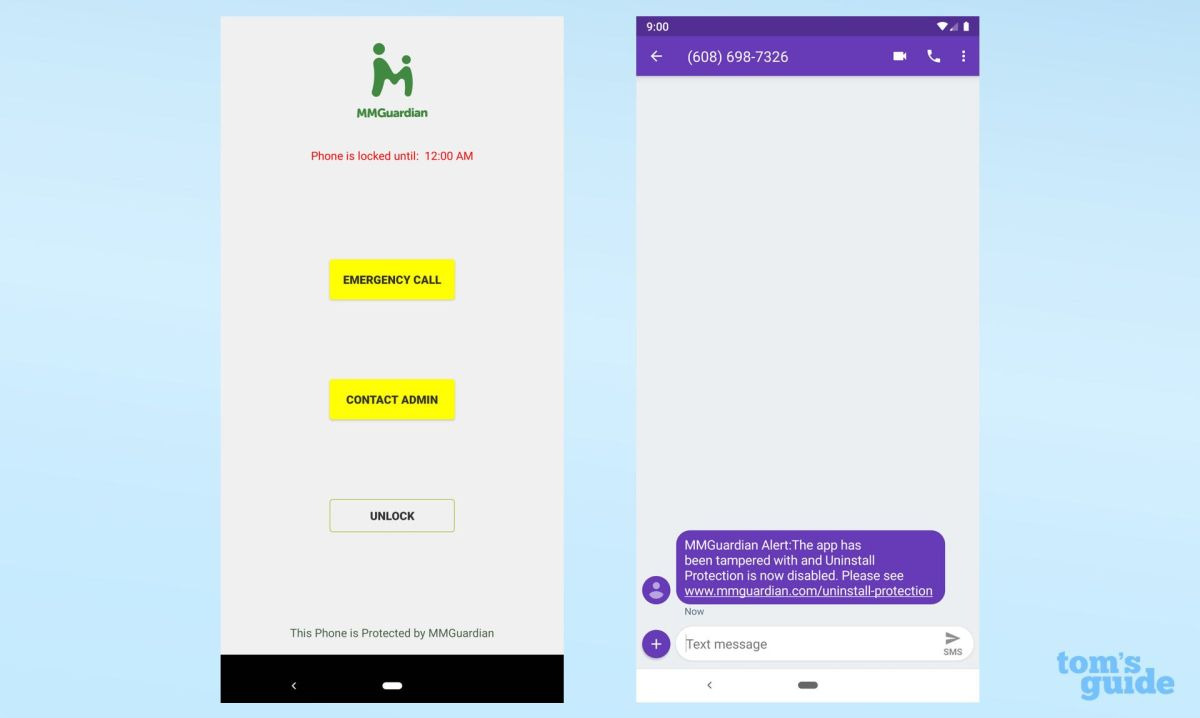 MMGuardian Parental-Control App Review: Full-Featured But