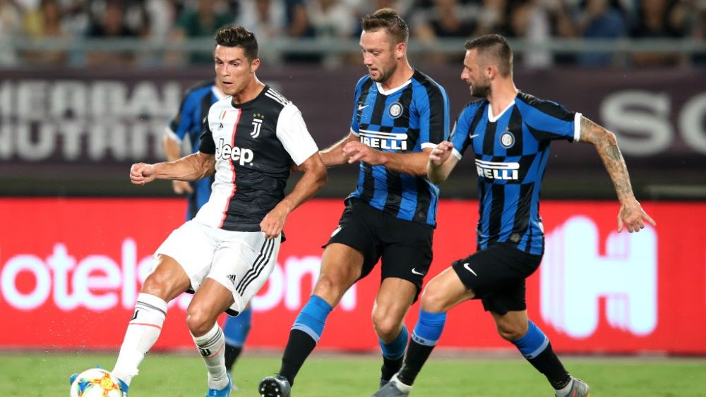 How to watch Inter vs Juventus: live stream today's Serie A football in MIlan online from anywhere