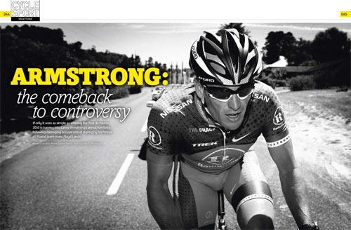 Cycle Sport, Summer 2010, Tour de France guide