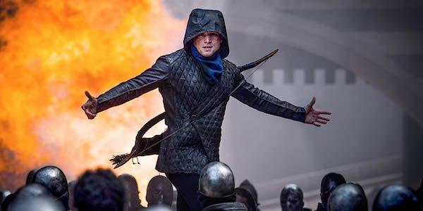 Taro Egerton as Robin Hood