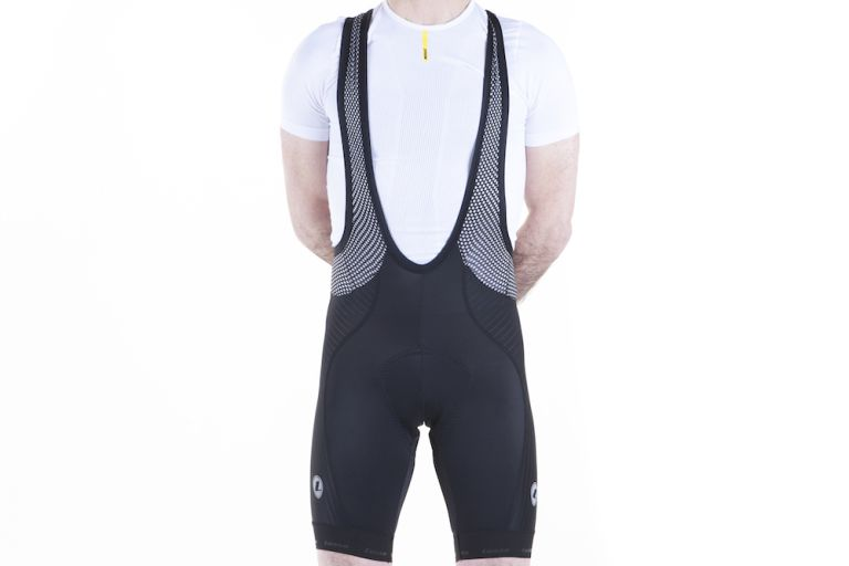 Lusso Active aero cycling short