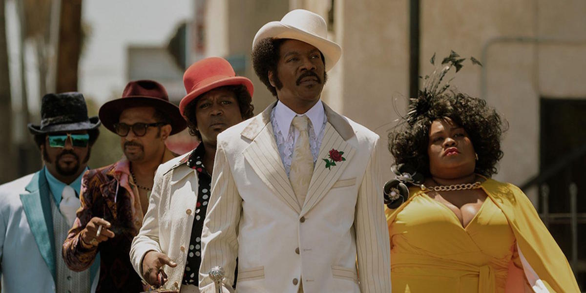 Eddie Murphy and the Dolemite is my Name cast