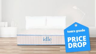 Idle Sleep eco-friendly mattress sale: save up to $1,269 for Labor Day