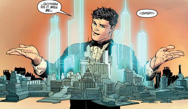 Bruce Wayne Gotham