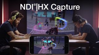 NDI is making available its new NDI|HX Capture for iOS and its NDI|HX Camera for iOS applications for free for the next 60 days.