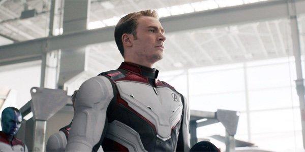 How Chris Evans Kind Of Spoiled Captain America's Avengers: Endgame Fate