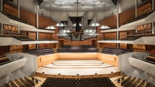 Manchester's Bridgewater Hall (Image credit: The Bridgewater Hall)