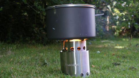 Solo Stove Lite camping stove