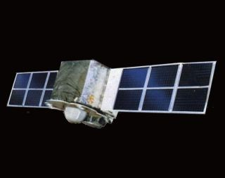 In 2007, China destroyed one of its own – an aging Fengyun-1C weather satellite – via an anti-satellite test.