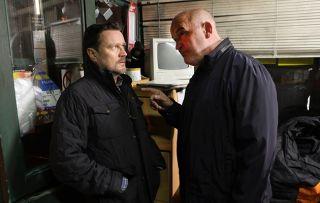 Ian Puleston-Davies: 'Owen needs to go back to Corrie to sort Phelan out!'