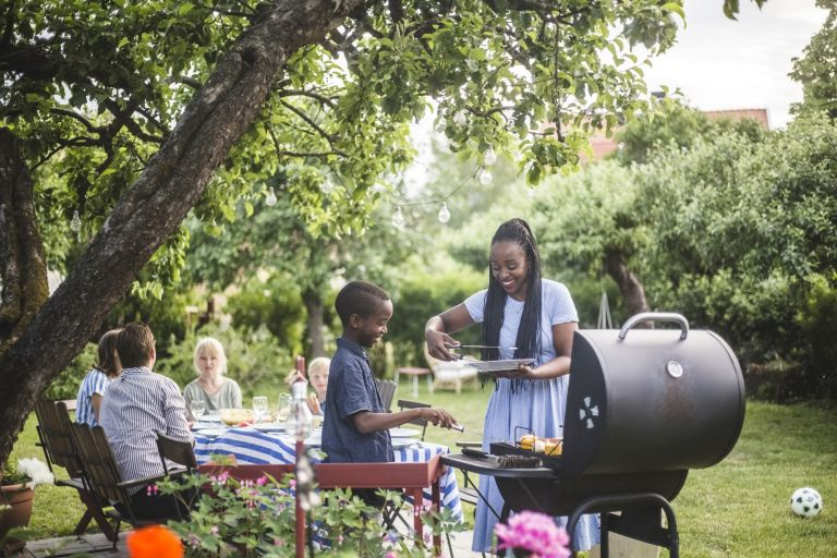 BBQ deals: gas or charcoal bbq