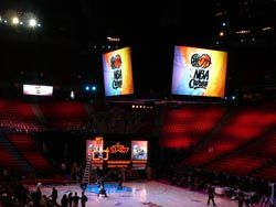 Impact Video Brings Daktronics' ProTour Displays to 2007 NBA All Star Game