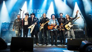 Supersonic Blues Machine supergroup live in Norway 2016