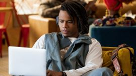 Dear White People Series Finale: Marque Richardson Talks That Major Moment And Reggie's Journey In Season 4