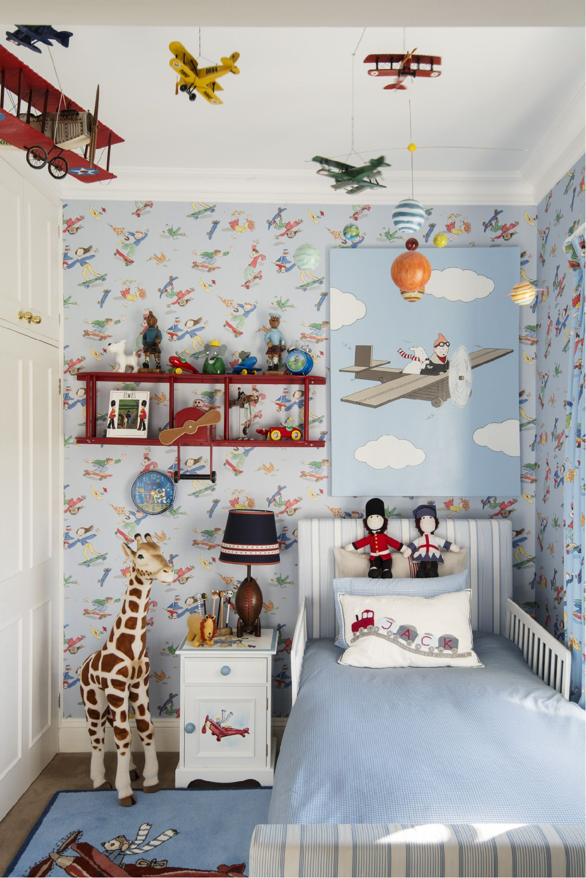 Boy Bedroom Ideas For Small Rooms: 10 Chic Ideas For Compact