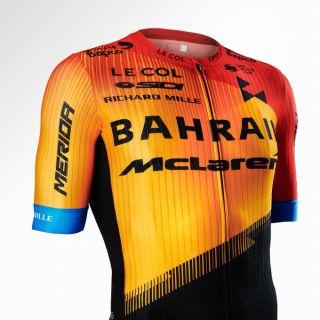 Team Bahrain Merida unveiled its new 2020 colours