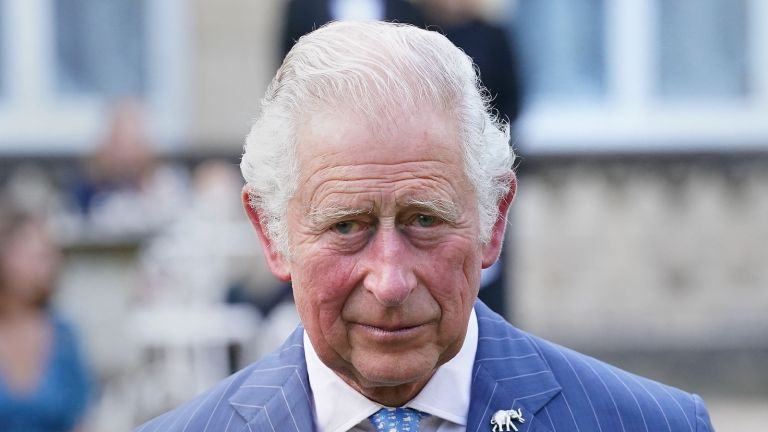 Young Prince Charles in tribute to headmaster Betty Campbell