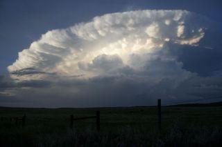 clouds, atmospheric impact, atmosphere
