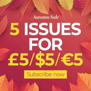 "Don't miss your chance to get 5 issues of ""All About Space"" for just $5 this fall!"