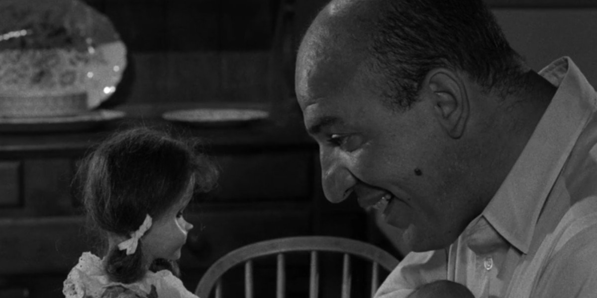 Twilight Zone Living Doll episode