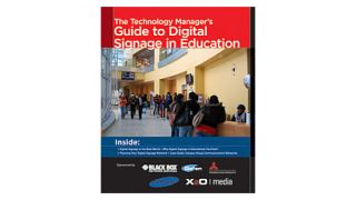 Guide to Digital Signage in Education