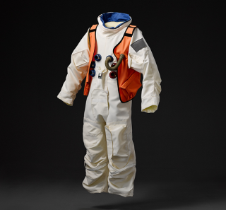 Spacesuit Worn by Dos Equis' 'Most Interesting Man'