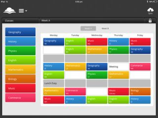 Daybook Pro: An App to Help Teachers Deliver Instruction and Content Through the iPad