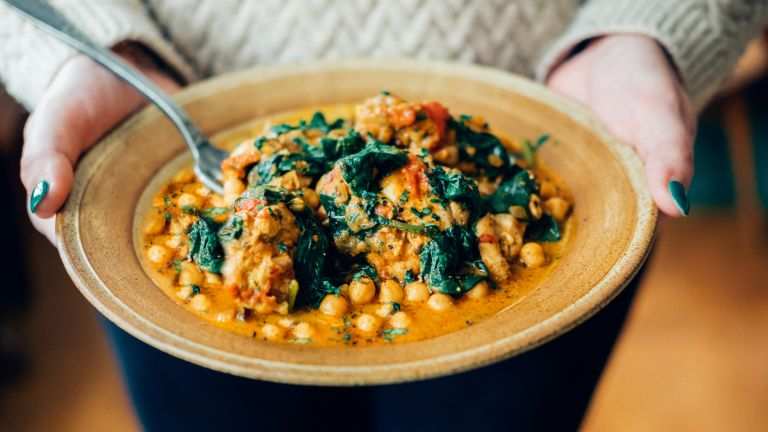 This vegetarian curry is cheaper and healthier than meat-based alternatives