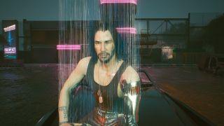 Cyberpunk 2077 Johnny Silverhand