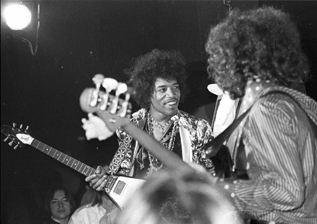 """How to Play the """"Other"""" Hendrix Chord 