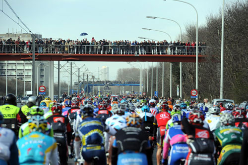 Fans, Tour of Flanders 2010
