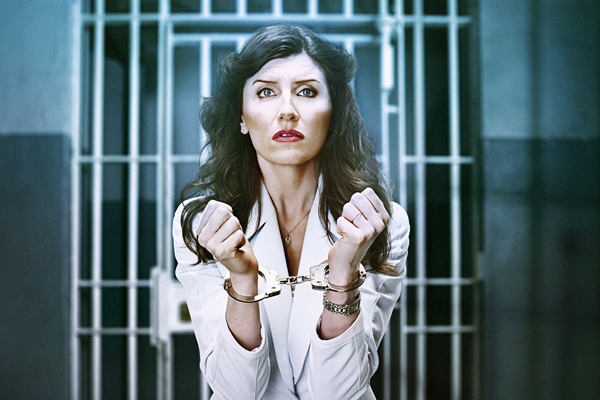 A quick chat with Sharon Horgan