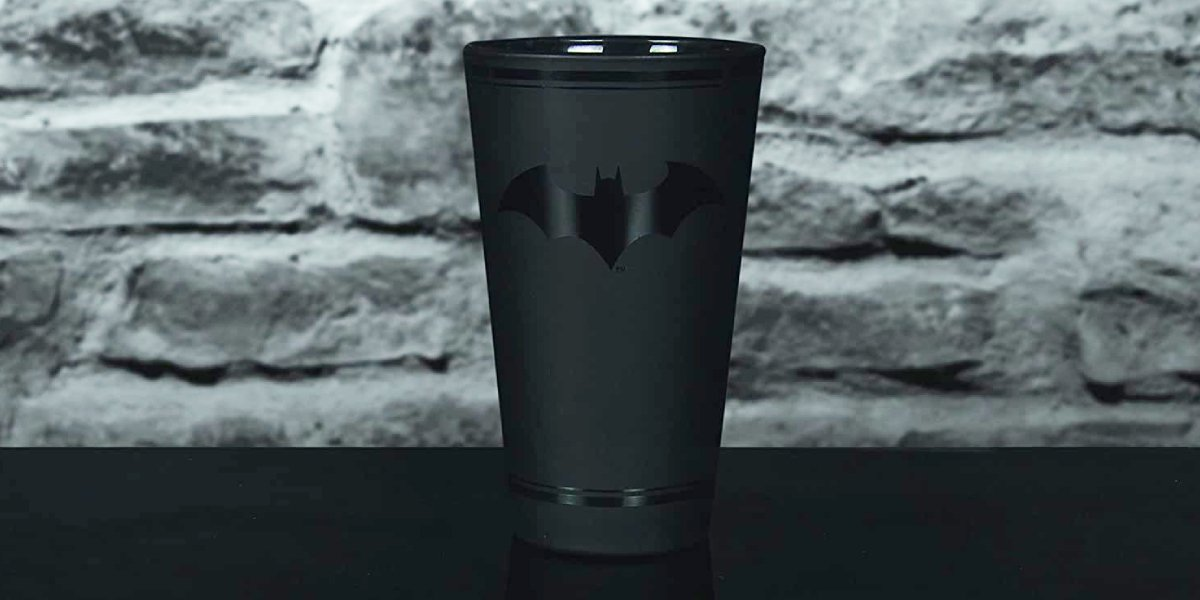 Batman Pint Glass