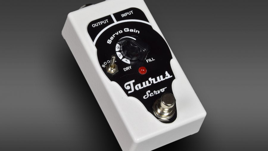 Could Taurus's Servo analogue guitar enhancer be the missing link in your rig?